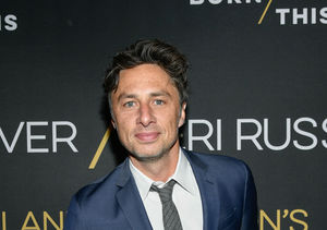 Is Zach Braff Dating a Much Younger Actress?