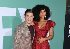 Adam DeVine Has a 'Weird' Story About Meeting 'Jexi' Co-Star Alexandra Shipp