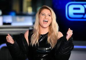 Meghan Trainor Reveals a 'Beautiful' Pregnancy Milestone, Plus:…