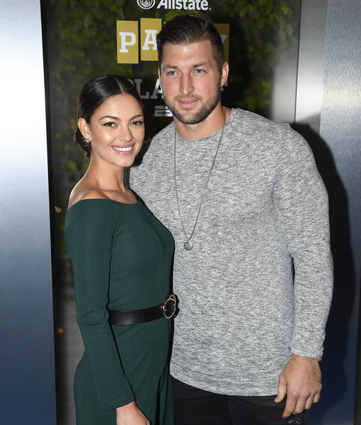Tim Tebow Is 'Grateful' for Fiancée Demi-Leigh Nel-Peters