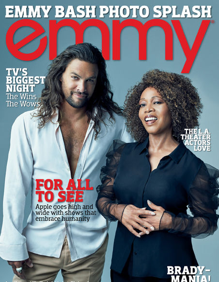 How Jason Momoa & Alfre Woodard Prepared for Blind Post-Apocalyptic World…