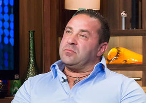 Joe Giudice's First Words After ICE Custody Release