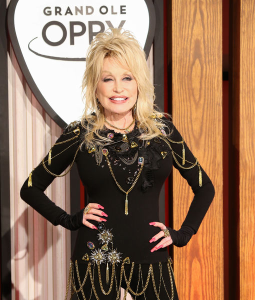 Dolly Parton Celebrates 50 Years at the Grand Ole Opry, Plus: She Talks Goddaughter Miley