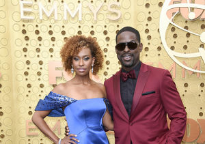 Ryan Michelle Bathe's Sweet Words About Sterling K. Brown