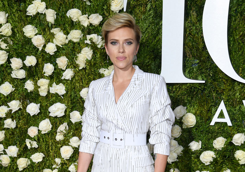 How Scarlett Johansson's Experience as a Mom Helped Her on 'Jojo Rabbit'