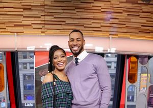 Mike Johnson Asks Out Keke Palmer on the Air! See Her Reaction