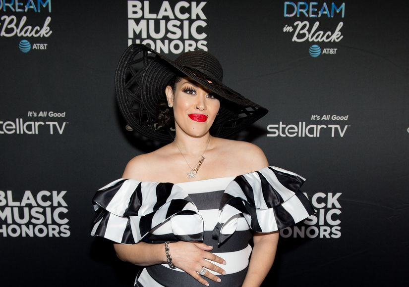 Keke Wyatt Expecting Baby #10