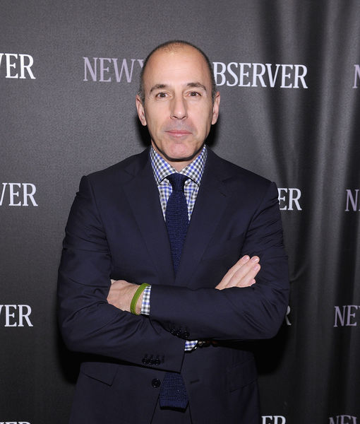 New Details: Matt Lauer Was 'Clearly Weeping' in 5-Hour Meeting with Journalist John Ziegler