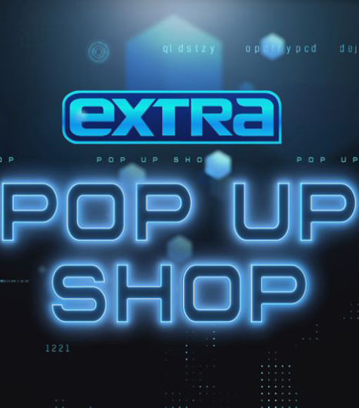 'Extra's' Pop-Up Shop: Jewelry Sets, Breast Cancer Detection Devices, and…