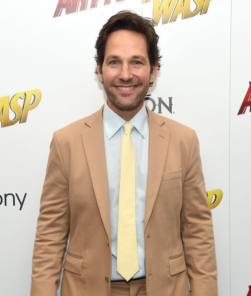 Paul Rudd Dishes on Friendship with Jennifer Aniston After 'Friends' Accident