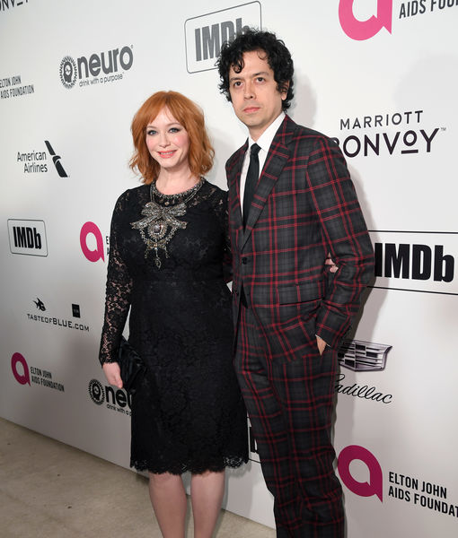 Christina Hendricks Files for Divorce from Geoffrey Arend After 10 Years of Marriage