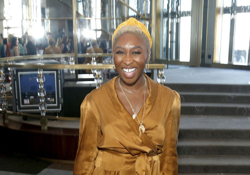 Cynthia Erivo Reveals What Advice She Received from Oprah Winfrey