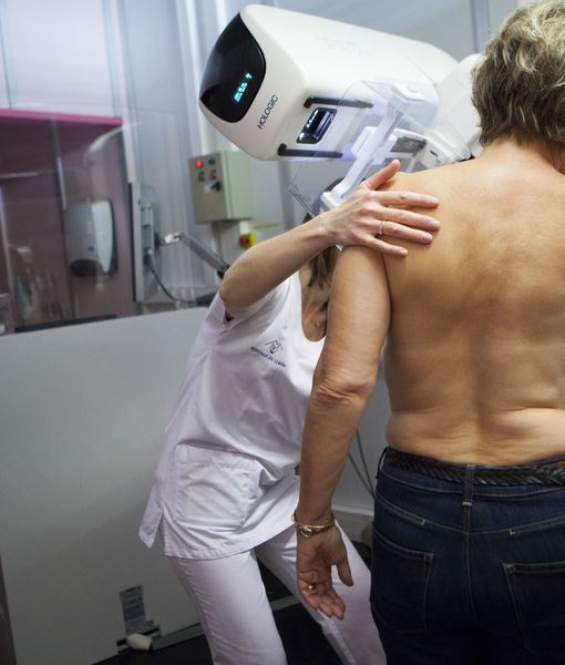 When to Get a Mammogram, Plus: How to Do a Breast Self-Exam