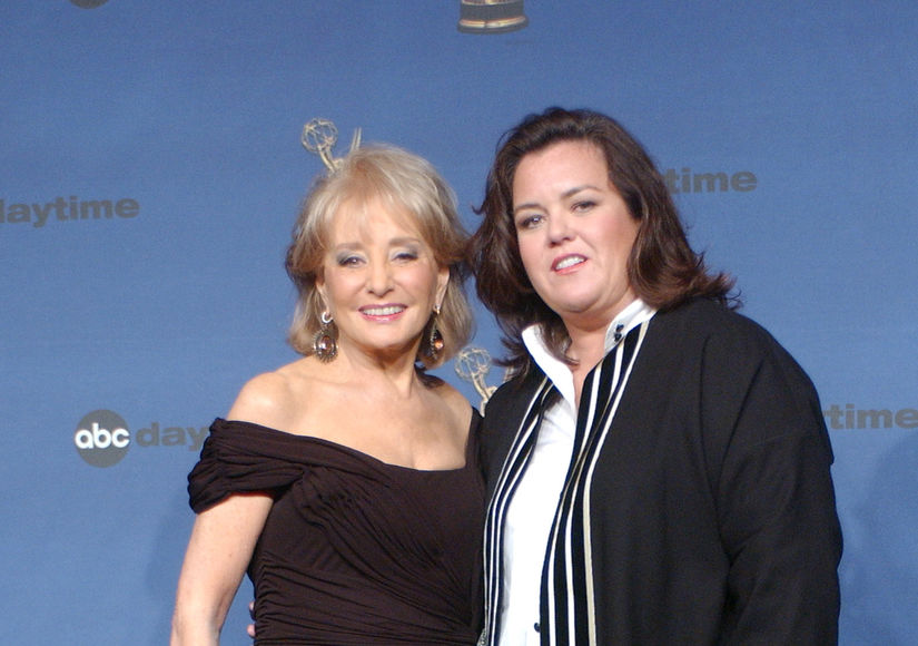 Rosie O'Donnell Gives Update on Barbara Walters