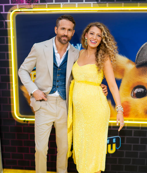 Ryan Reynolds Posts First Pic of Baby #3, Plus: Blake Lively's Must-Haves for New Parents