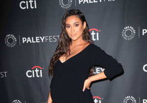 Shay Mitchell Welcomes Baby Girl