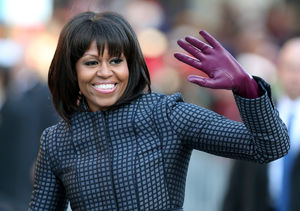 Wow! Michelle Obama Shows Off Rock-Hard Abs