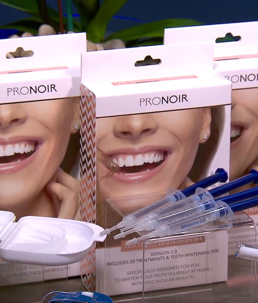'Extra's' Pop-Up Shop: Teeth-Whitening Systems, Wireless Airbuds, and…
