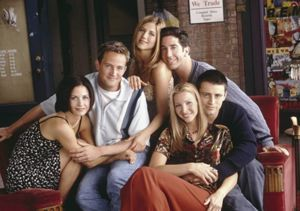 'Friends' Reunion Special Confirmed