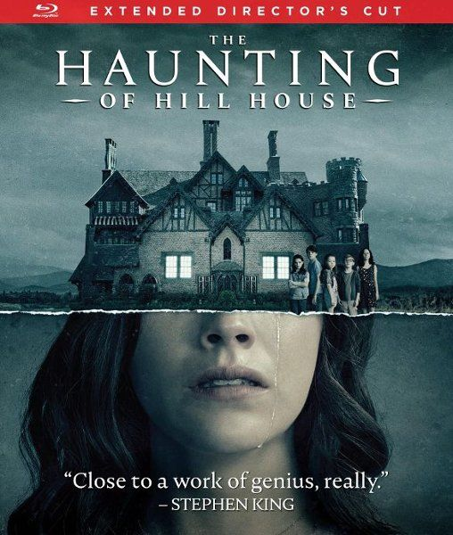 Win It! 'The Haunting of Hill House' Extended Director's Cut on Blu-ray