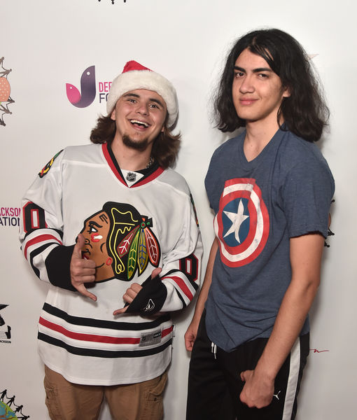 Prince Jackson Talks Working with Brother Bigi, and Their Dad Michael Jackson's Guidance