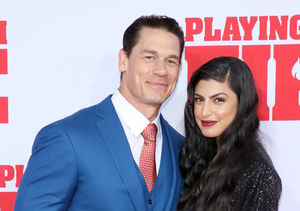John Cena & Shay Shariatzadeh Are Red-Carpet Official: 'I'm Here…