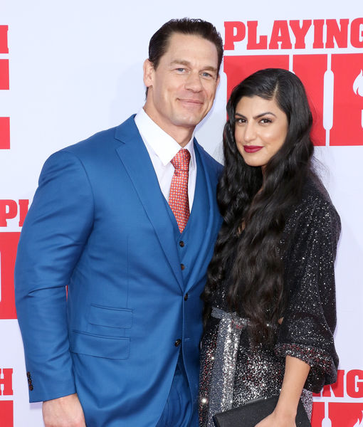 John Cena & Shay Shariatzadeh Are Red-Carpet Official!