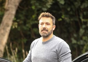 Ben Affleck's First Words After Halloween Party Slip-Up