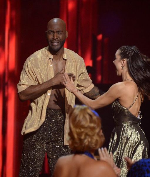 Karamo Brown and Sean Spicer Hug It out at 'DWTS': 'This Is America…