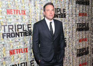 Ben Affleck Talks 'Painful' Road to Sobriety, Plus: His Thank You…