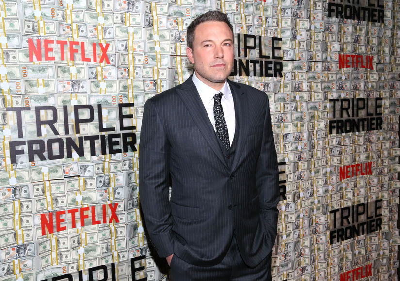 Ben Affleck Talks 'Painful' Road to Sobriety, Plus: His Thank You Note to…