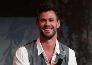 Chris Hemsworth Gets Candid About Homeschooling and His New Isolation Hobby