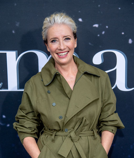 Emma Thompson Gives Update on Waiter Suspended After Asking for Selfie