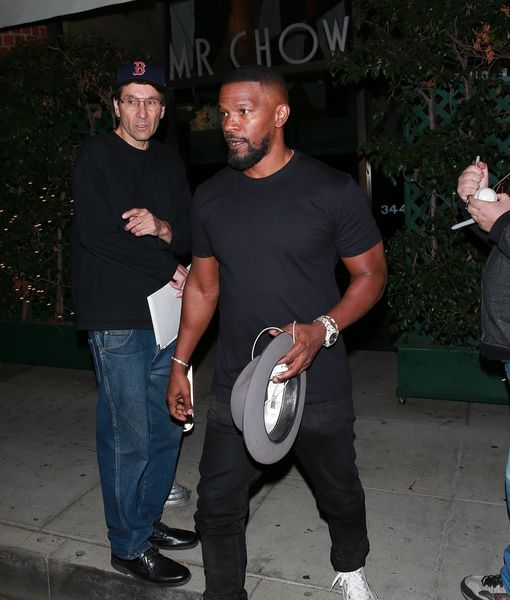 Is Jamie Foxx Dating a 26-Year-Old Model?