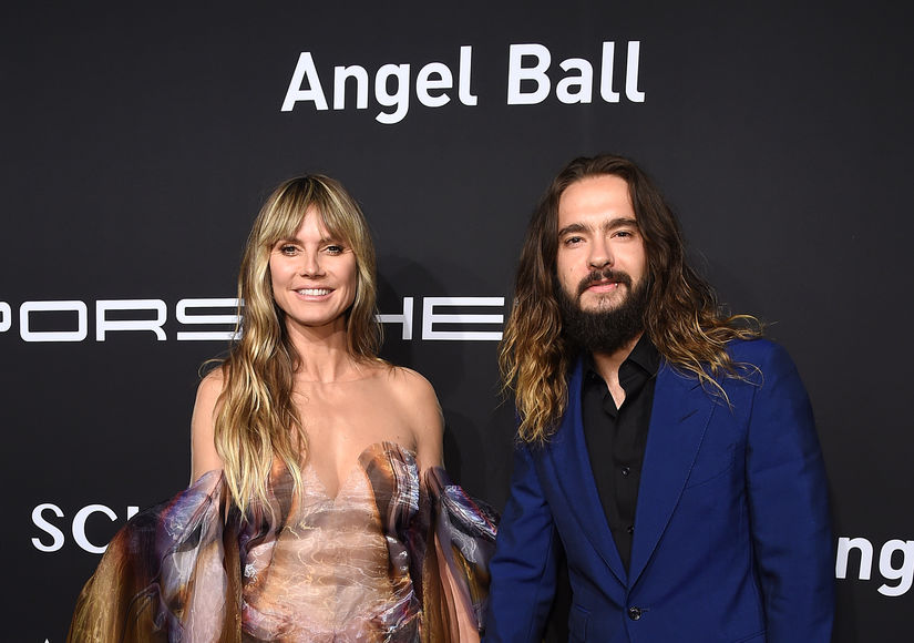 Why Heidi Klum Says Tom Kaulitz Was 'Sent from Heaven'