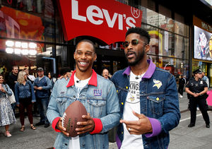 Gear Up for the Next Big Game in a Levi's NFL Varsity Jacket