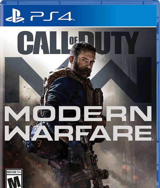 Win It! 'Call of Duty: Modern Warfare' for PS4