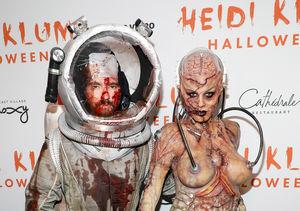 Total Transformation! Heidi Klum & Tom Kaulitz Talk Gory Alien and…