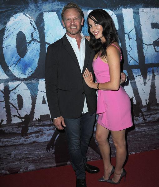 Ian Ziering & Erin Ludwig Split