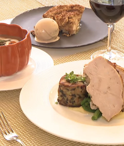Where to Celebrate Thanksgiving in Las Vegas