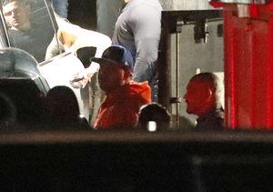 Rare Sighting! Rob Kardashian Spotted at Halloween Party