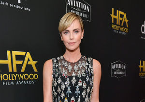 Charlize Theron Explains Importance of Female-Driven Stories