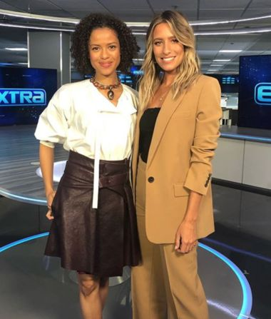 Catching up with the lovely@gugumbatharaw!