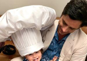 John Stamos Gives Update on Adorable Son Billy, and Teases 'The Little Mermaid…
