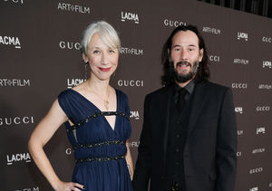 New Couple Alert? Keanu Reeves & Alexandra Grant Hold Hands at Public Event