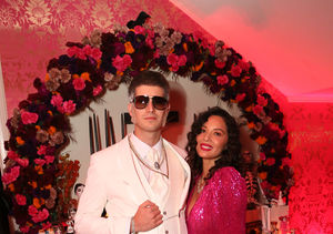 Olivia Munn & Tucker Roberts Make It Official