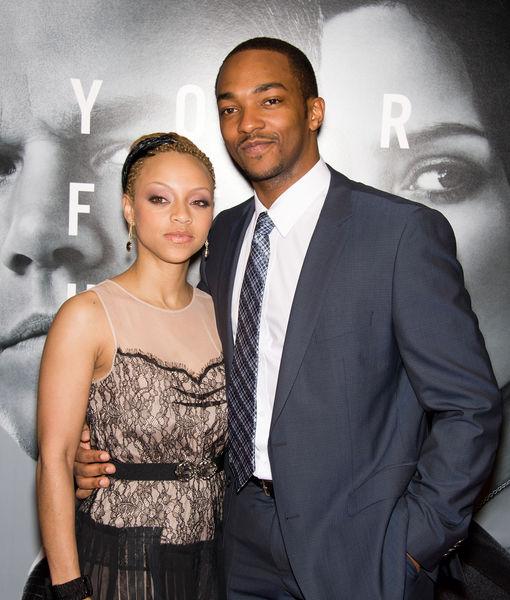 Anthony Mackie & Wife Sheletta Chapital Secretly Split Two Years Ago