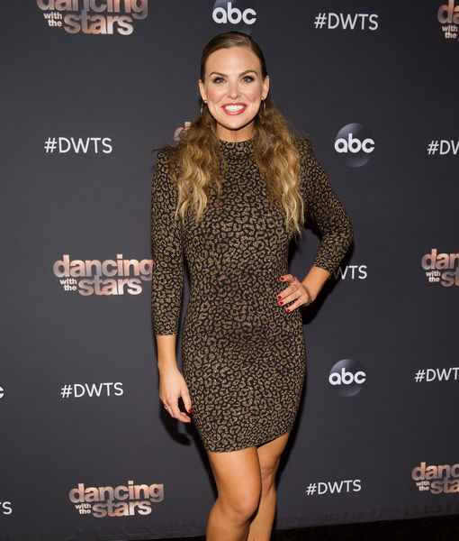How Hannah Brown Is Opening Up Her Heart on 'DWTS'