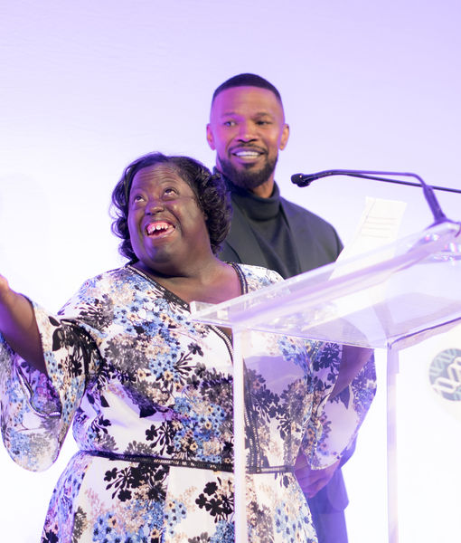 Jamie Foxx's Sweet Words About Sister DeOndra, Plus: Who Does She Want to…