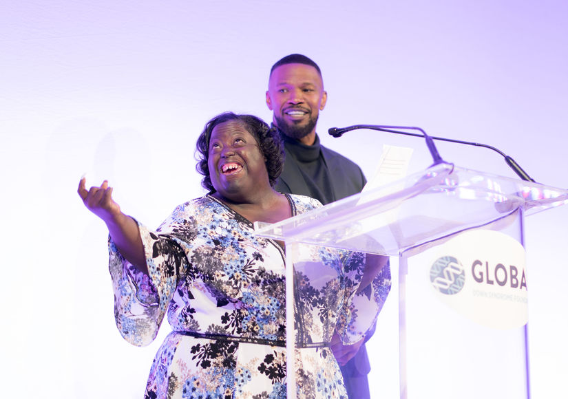 Jamie Foxx's Sweet Words About Sister DeOndra, Plus: Who Does She Want to Marry?